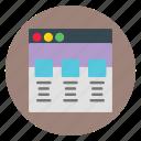 business, data, template, website