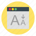 website, font, business, template