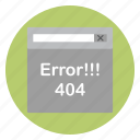 design, error, template, website icon