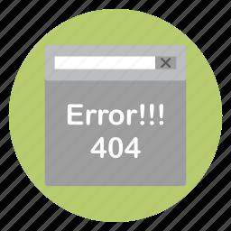 design, error, template, website icon