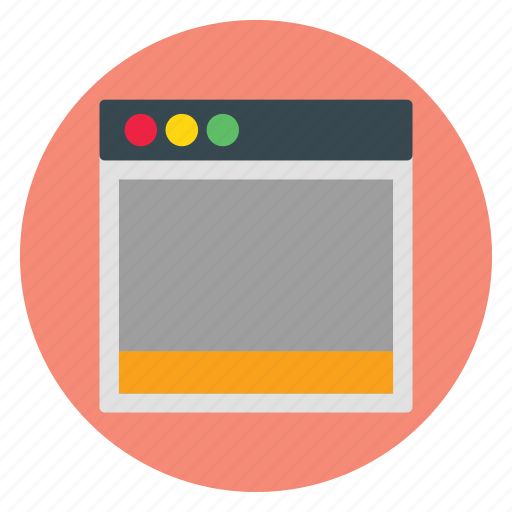 layout, template, ui, website icon