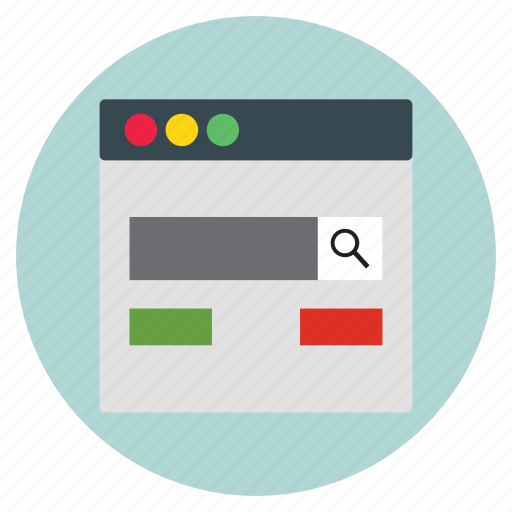 engine, search, template, ui, website icon