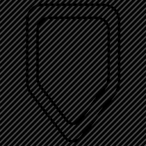 arrow, d5, down icon