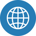circle, global, globe, international, language, travel, world icon