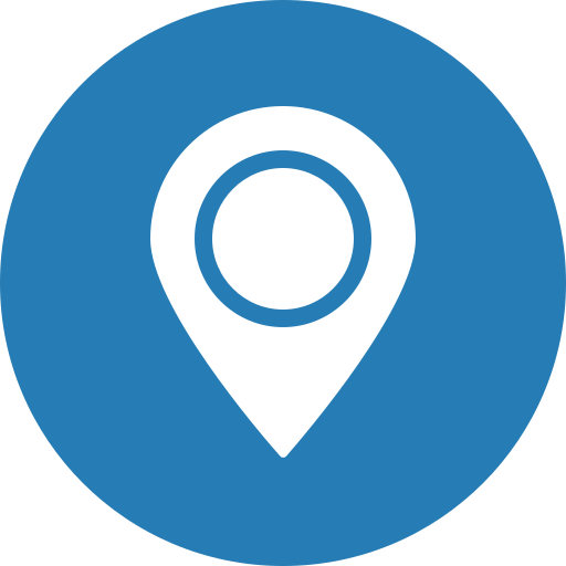 blue, direction, gps, location, map, marker, navigation icon