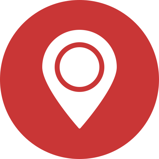 direction, gps, location, map, marker, navigation, red icon