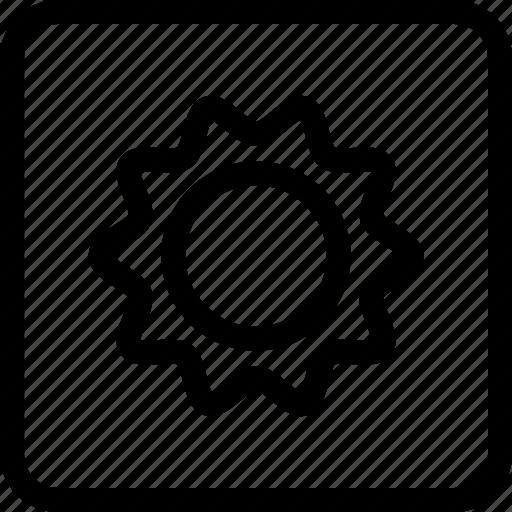 cog, cogwheel, gear, setup icon