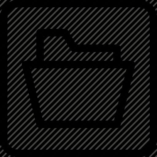 documents, files, folder, folders icon