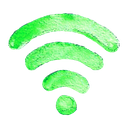 internet, web, wi-fi icon
