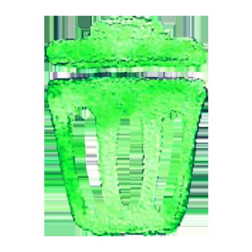bin, delete, editor icon