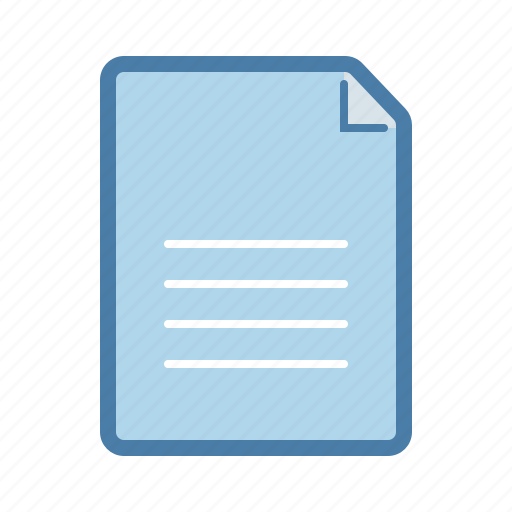 doc, document, file, page, text, word, write icon