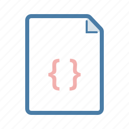app, codding, code, document, file, page, programming icon