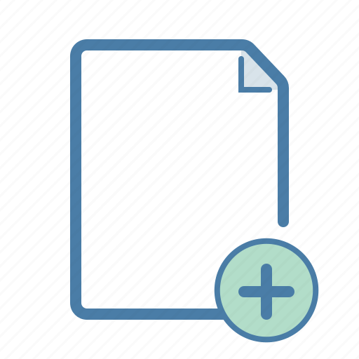 add, document, file, guardar, new, page, plus, save icon