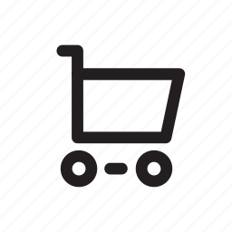cart, check, e-commerce, shop, shopping, store, webshop icon