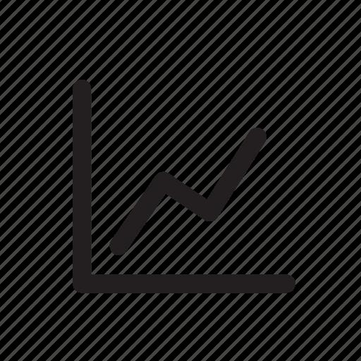 chart, e-commerce, math, present, shop, shopping, webshop icon