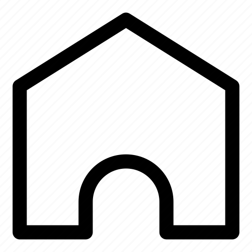 building, essential, home, house, interface, ui, web icon
