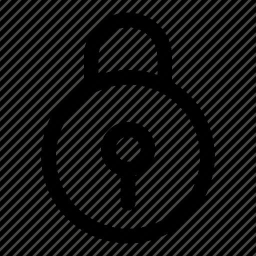 essential, interface, lock, locking, security, ui, unlock icon