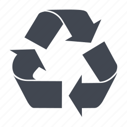 follow, recycle, refresh, reload, repeat, update icon