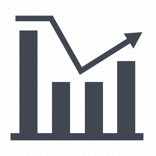 analytics, chart, commercial, currency, finance, graph, profit, report, statistics, trade icon