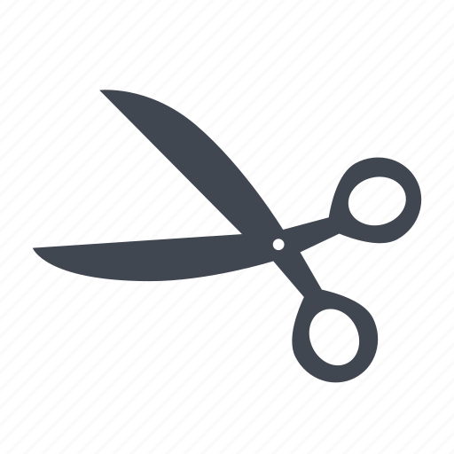 cut, cutter, resize, scissor, scissors, tool icon