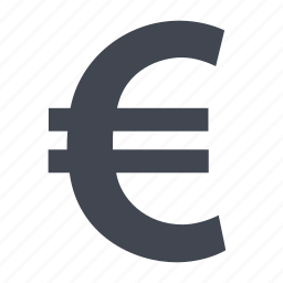 business, cash, currency, euro, euro sign, financial, money, payment, profit, sign icon