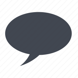 bubble, chat, comment, dialogue, discuss, message, speech, talk, text icon