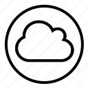 cloud, computing, icloud, services, storage icon