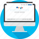 google, homepage, website icon