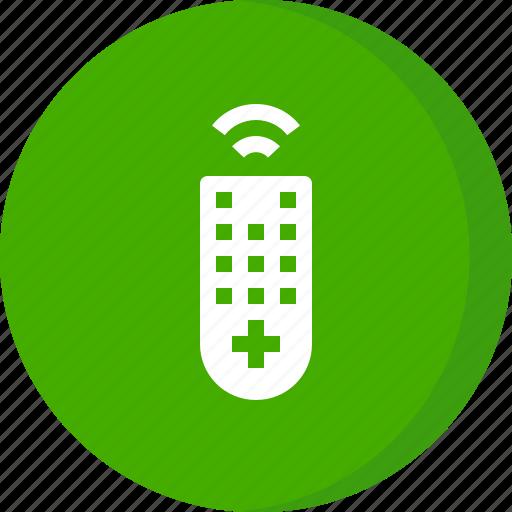 controller, rc, remote, remote control, tv remote icon