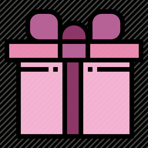 Birthday Gift Present Surprise Icon