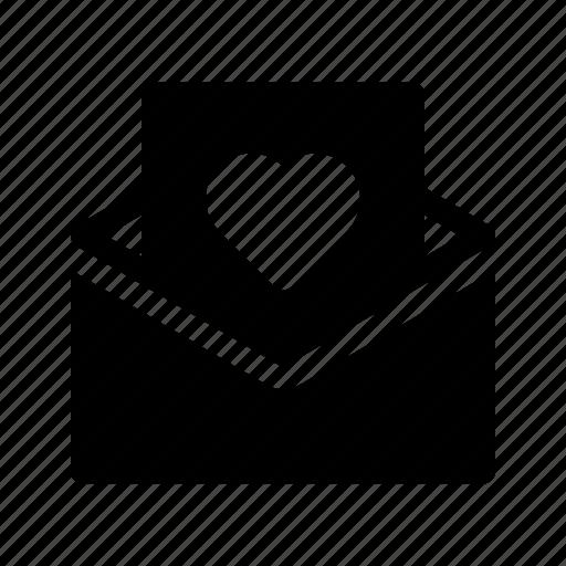 Letter, love, valentine icon - Download on Iconfinder