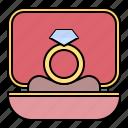 proposal, ring, wedding, marriage
