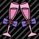wine, wedding, celebration, drink, glass, party, alcoho