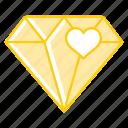 award, diamond, gemstone, gift, stone