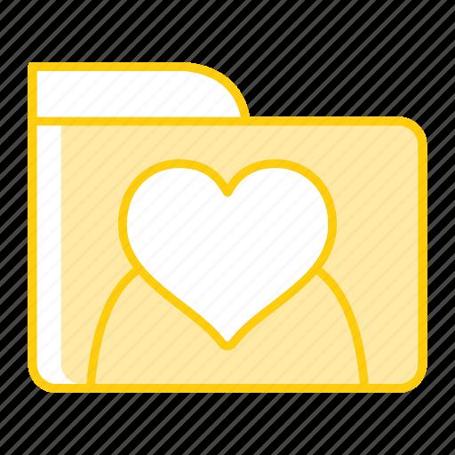 album, data, folder, storage, weddding icon