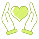 care, health, heart, insurance, romance icon