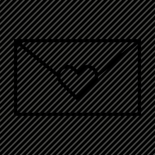 date, envelope, invite, love, safe, the, wedding icon