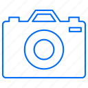 camera, click, image, picture icon