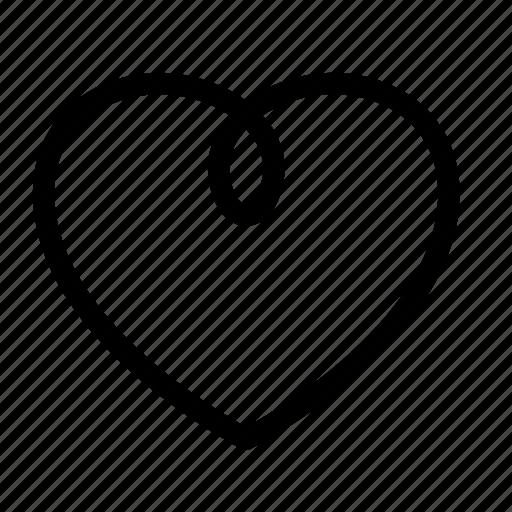 connected, heart, love, romance, romantic icon