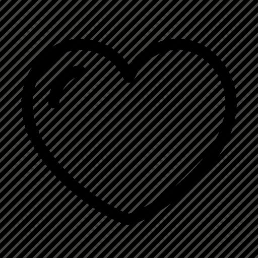 favorite, heart, love, romance, romantic icon