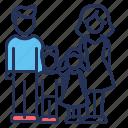 children, family, generations, parents