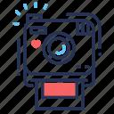 camera, image, instant, photo