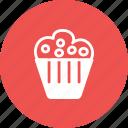 baked, birthday, cake, cupcake, cupcakes, home, sprinkles