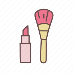 beauty, cosmetic, cosmetics, make, makeup, up icon
