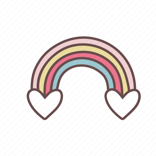 equality, gender, homosexuality, lgbt, love, rainbow icon