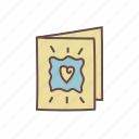 card, thank, you icon