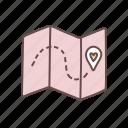 location, wedding, direction, gps, map, navigation, pointer