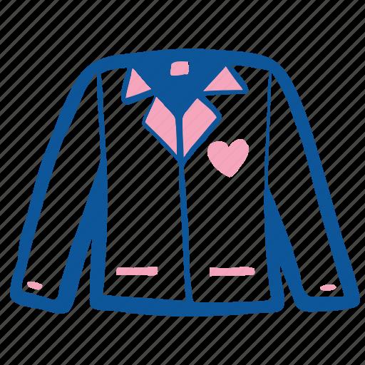 clothes, costume, fashion, groom, man, suit, wedding icon