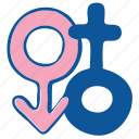 female, male, man, mars, venus, wedding, woman icon