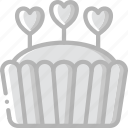 bride, cake, couple, groom, marriage, wedding icon
